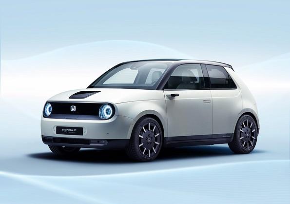 ホンダ、2025年には欧州の四輪自動車をすべてEVに