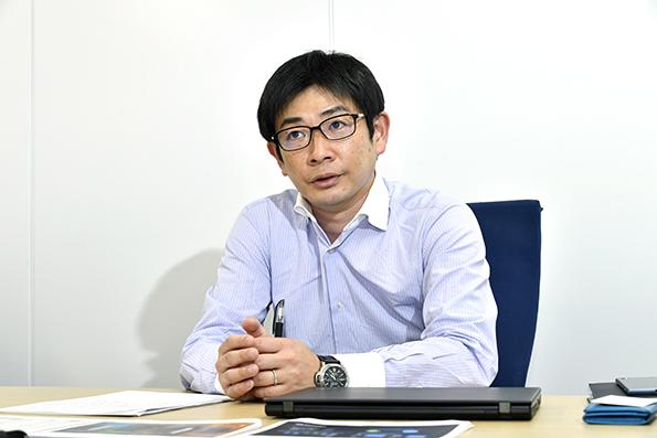 トリナ・ソーラー・ジャパン 営業技術サポート部 鹿野 康行氏