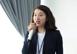 GHREPOWER (上海致遠グリーンエネルギー) 日本事業部 マネージャー 許 瑩氏(Xu Ying)
