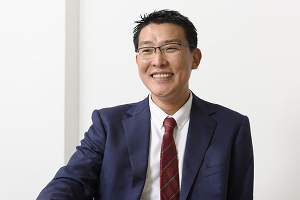 オリックス・リニューアブルエナジー・マネジメント株式会社 戦略責任者 百合田和久氏