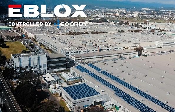 太陽光発電+エンジン+蓄電池の自立給電システム