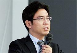 横井篤文 Yokoi Atsufumi