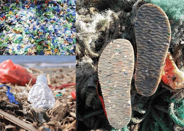 海洋プラと天然素材でできたサンダルの国内販売が開始