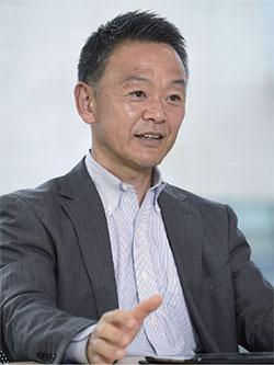 丸紅 化学品本部 化学品第四部長 山本 雄祐 氏