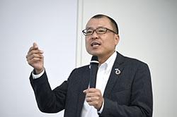 エプソン販売株式会社 総務部部長 関口 佳孝氏