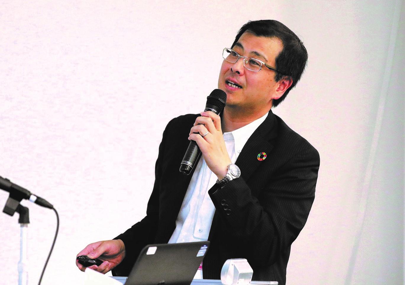 中落寛人 Hirohito Nakaochi SMFLみらい パートナーズ株式会社 環境エネルギー本部 エネルギーサービス部 部長補佐