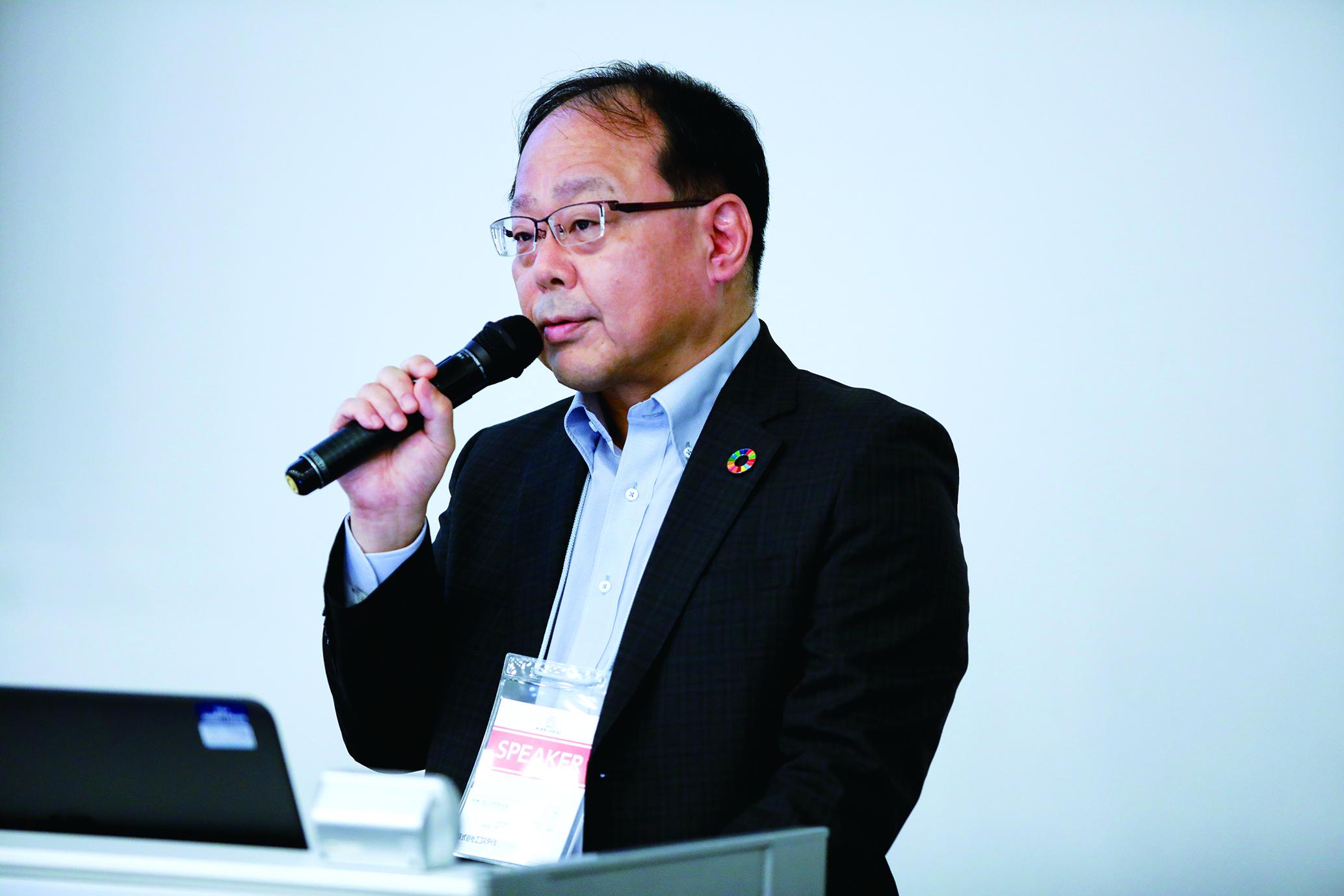 矢島昌樹 Masaki Yazima 株式会社エコスタイル 経営企画部 副部長