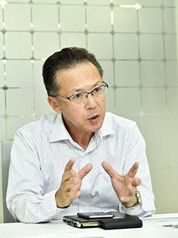 ナブテスコ株式会社 執行役員 ものづくり革新推進室長 清水 功 氏