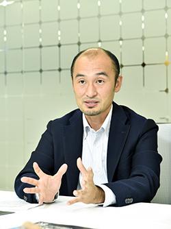 サンパワージャパン株式会社 営業部 部長 小西 龍晴 氏