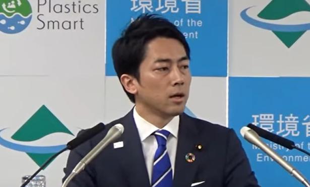 小泉環境相、石炭火力発電所 日本の建設支援に問題提起