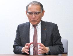 株式会社レント 常務取締役営業本部 本部長 鷲巣 寿昭氏