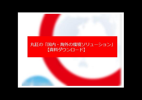 丸紅の提案スキーム Global One-Stop Service