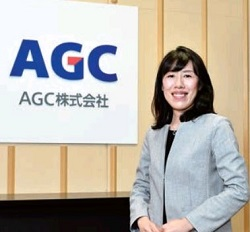 AGCグラスプロダクツ アトッチ・リグラス事業部 営業部 サブリーダー 岡島 由紀子 氏