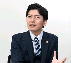 環境エネルギー事業 環境ソリューション事業部 主任 前田 大地氏