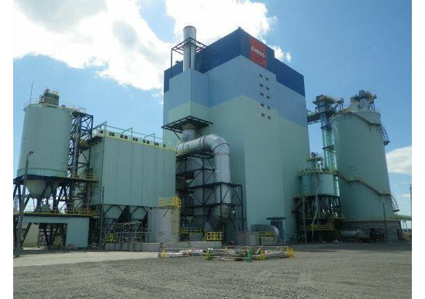 JXTGと日揮、75MWのバイオマス発電商業運転開始