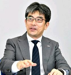 ソーラーフロンティア 嶽間澤 英樹氏