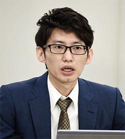 ファーウェイ・ジャパン デジタルパワー事業部 佐藤 英也氏