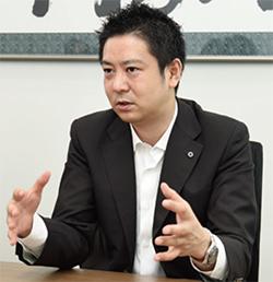 レノバ 執行役員 プロジェクト推進本部長 福真 清彦氏