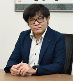 レノバ 事業企画室長 大濵 康広氏
