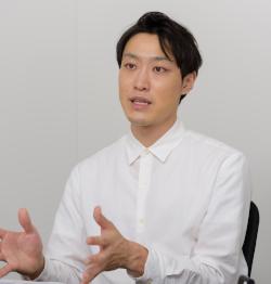 Automagi AIビジネス部 副部長 相馬 徹太郎氏