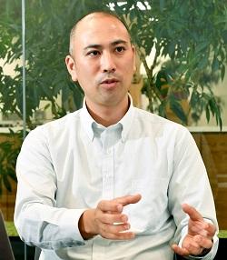 Looop スマートライフ事業部 企画開発課 企画チーム 主任 坂井 亮平氏