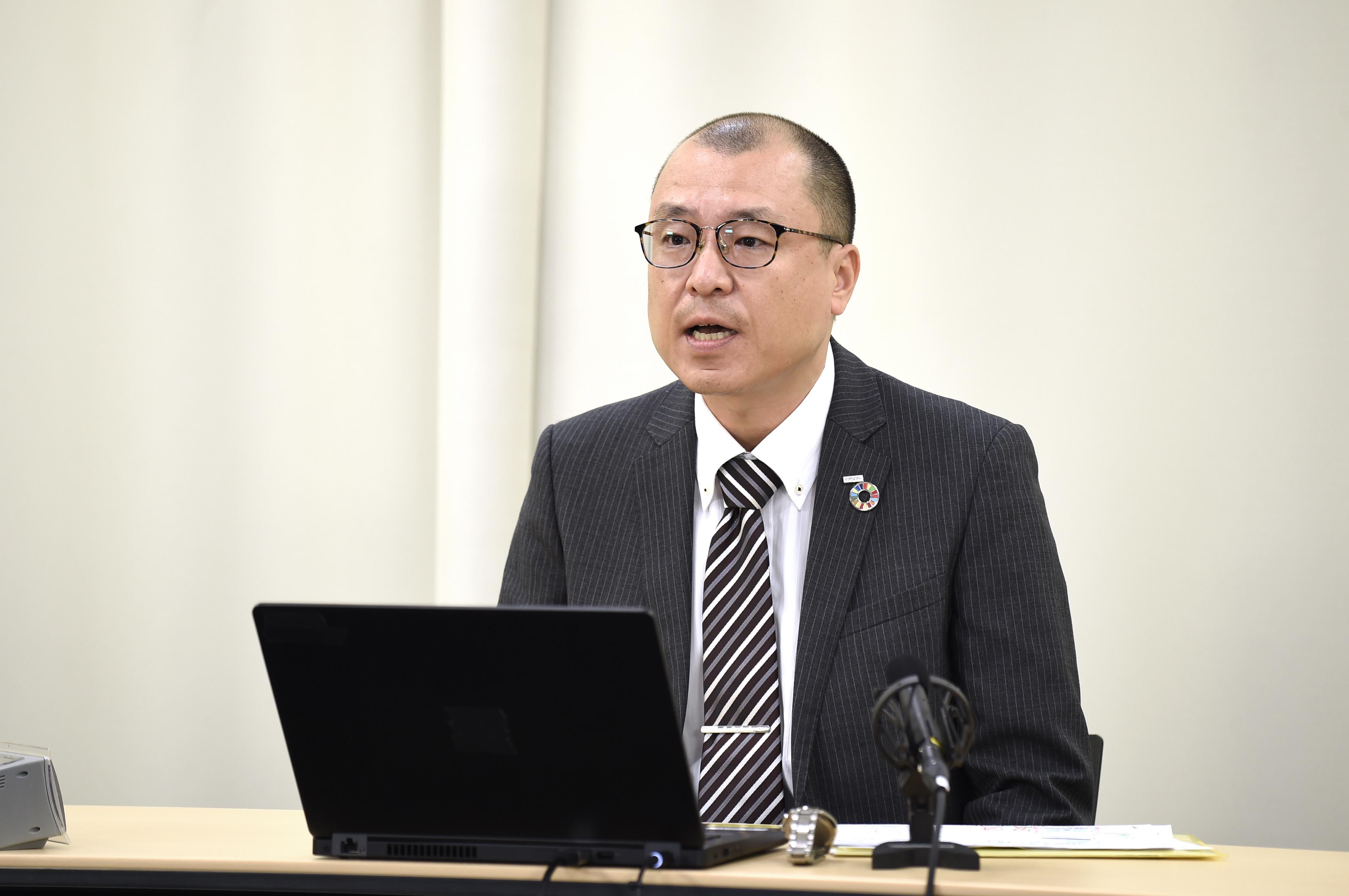 エプソン販売 経営推進本部 総務部 部長 関口 佳孝氏