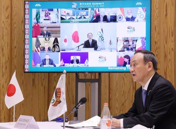 菅首相が「2050年カーボン・ニュートラル」を国際公約 G20首脳会議 ...