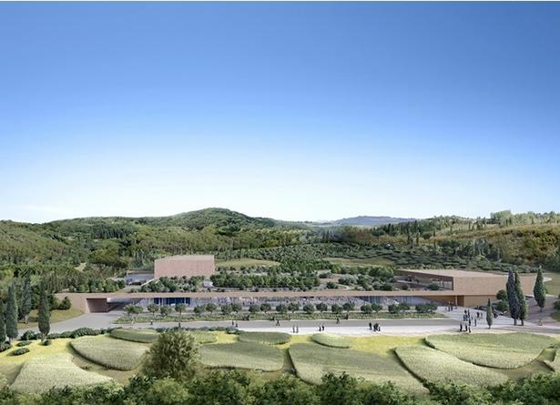 フェンディ、持続可能な新工場の計画を発表