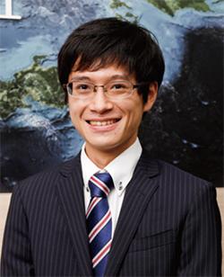 坂田 啓朗氏 日本気象株式会社 環境・エネルギー部 再生可能エネルギー課 エンジニア/気象予報士