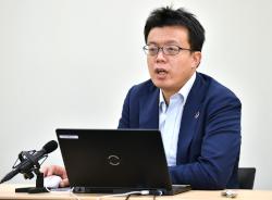 Looop 取締役 電力事業本部 本部長 小嶋 祐輔氏