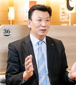 カッパ・クリエイト株式会社 常務取締役 戦略本部長 兼 営業本部副部長 林 浩二氏