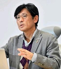 アズビル ITソリューション推進部 鈴木 丈樹氏