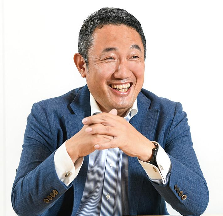 LIXIL ZEH推進事業部 事業部長 笠井 達也氏