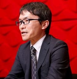 エネルギーソリューション営業本部ソリューション戦略部ビジネス開発グループ 長尾 昭宏氏