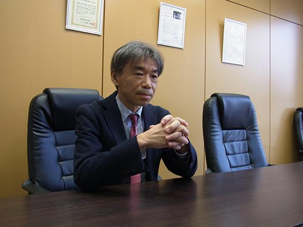 工業市場研究所 第一事業本部 第一部 部長 名取 昌彦氏