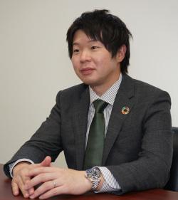 ハウスプロデュース 法人営業部 次長 廣畑 伸太郎 氏