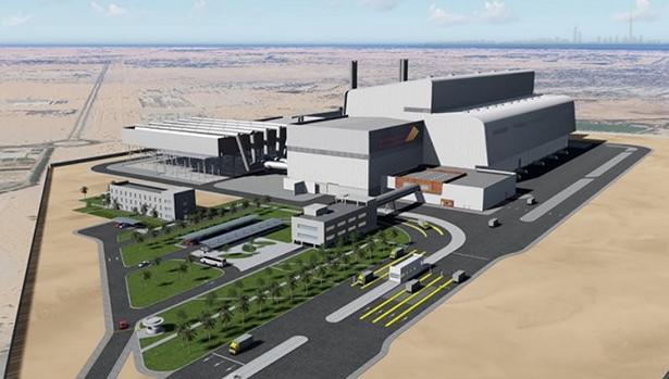 伊藤忠など、ドバイで世界最大級の廃棄物発電 発電容量200MW ...