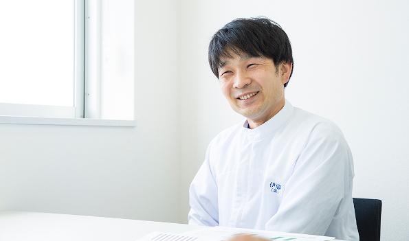 マルタイ 福岡工場 製造部 伊藤秦生氏