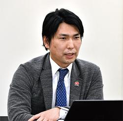 ファーウェイ・ジャパン デジタルパワー事業部 営業マネージャー 渡邊 篤 氏