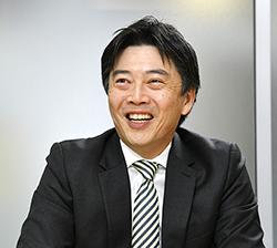 トタルエナジーズ 事業開発部 ジェネラル・マネージャー 榊󠄀田 剛 氏