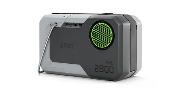 SFC社製直接メタノール燃料電池「EFOY Pro 2800」