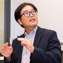 豊田通商 グローバル部品・ロジスティクス本部 営業開発部 部長 鈴木 健吾 氏