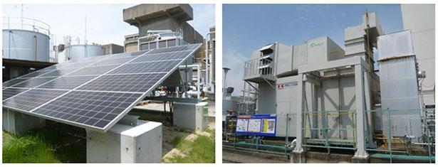 川崎重工、ガスタービン+蓄電池+太陽光で「蓄電ハイブリッドシステム」実証