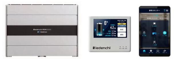 ネクストエナジー、家庭用蓄電池の大容量モデル発売 環境価値はポイント還元