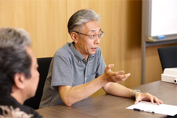 株式会社日新システムズ 執行役員 システム・ソリューション事業部長 小松宣夫氏