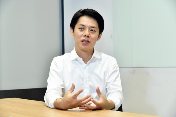 代表取締役社長 曽我部氏